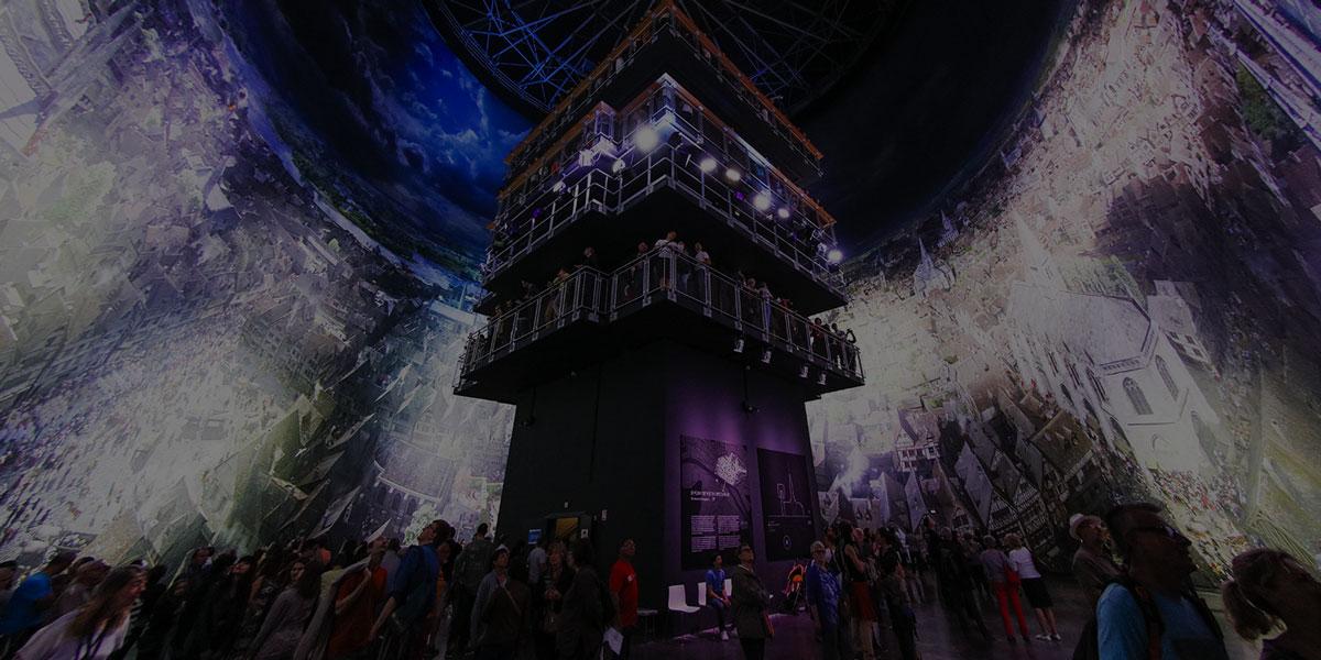 Rouen 1431 à l'époque  de Jeanne d'Arc : création en  exclusivité mondiale