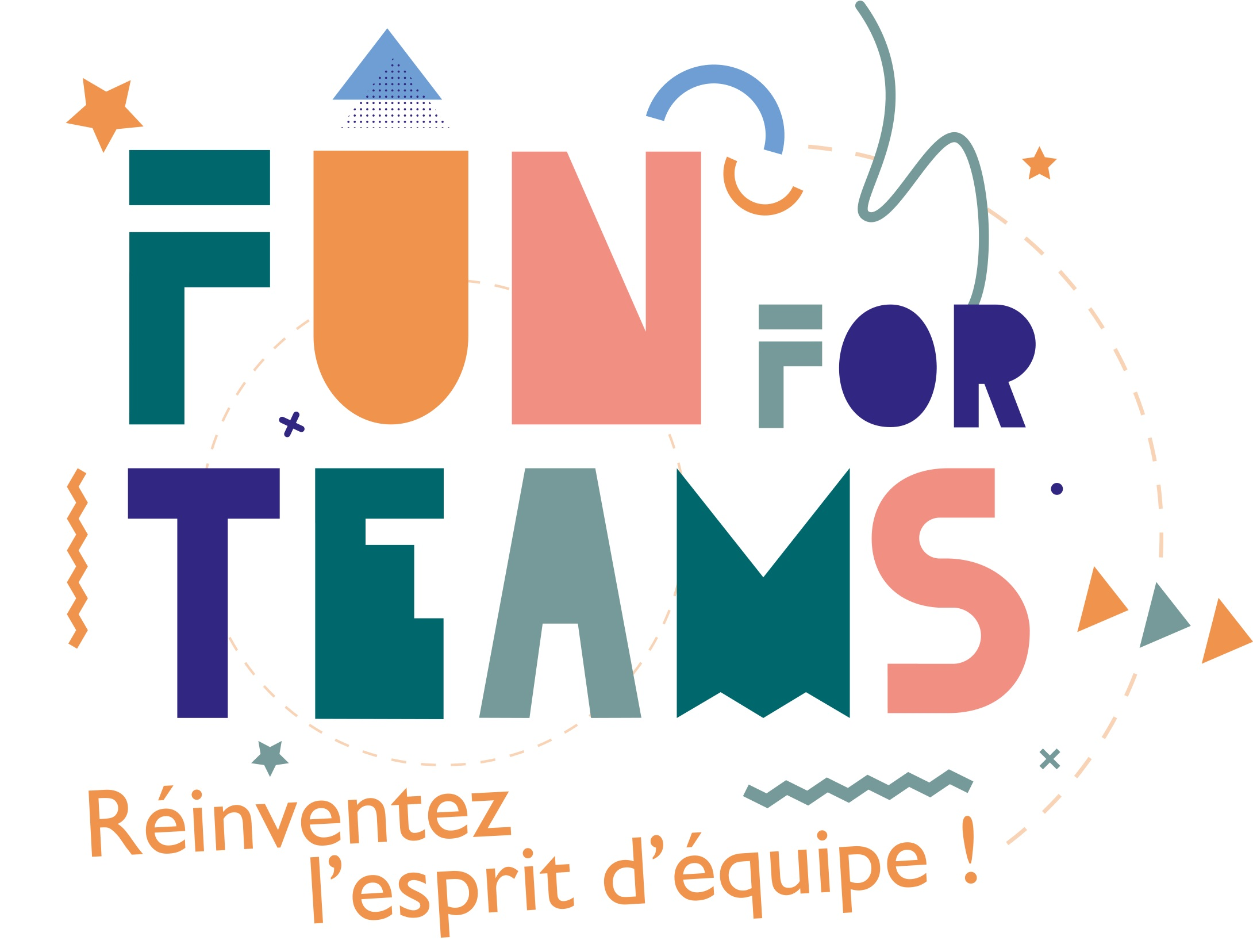 Formules Fun - Visuel de référence de la formule Fun for Teams du Panorama XXL