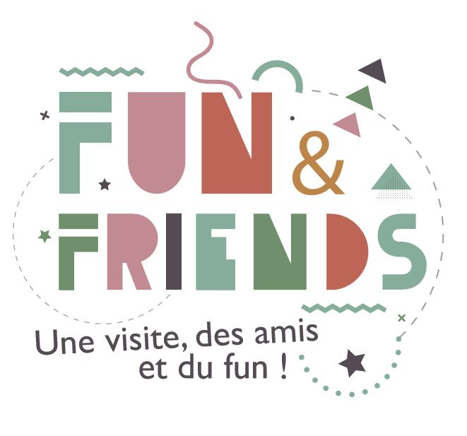 Visuel de référence de la formule Fun and Friends du Panorama XXL