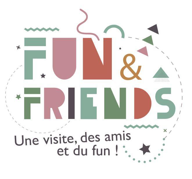 Formules Fun - Visuel de référence de la formule Fun and Friends du Panorama XXL